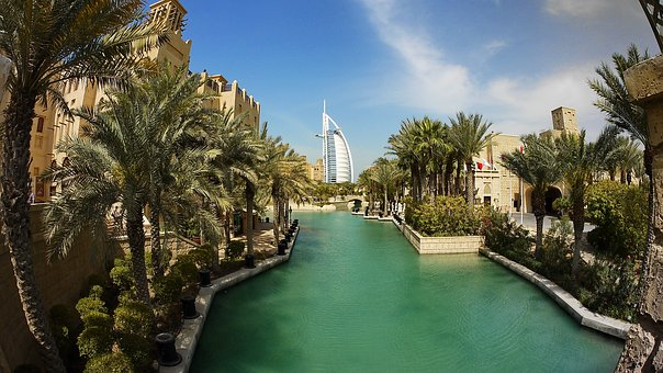 À la découverte de Dubaï