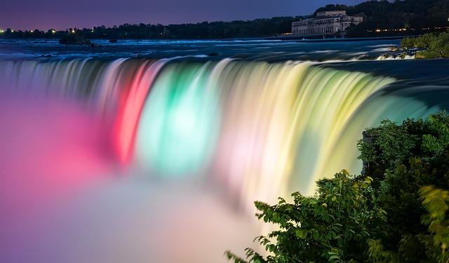 Chutes du Niagara: découvrez la huitième merveille du monde